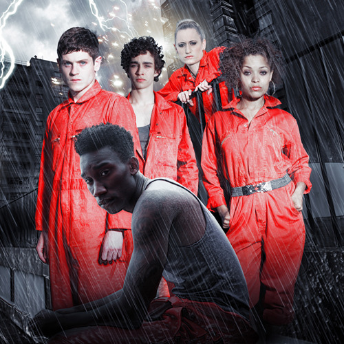 We are getting the U.S. Premiere of the BAFTA-winning UK hit, Misfits on Logo starting 7/19 at 10/9c!