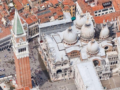Google Maps with Stunning 45° Views | Venice, Italy