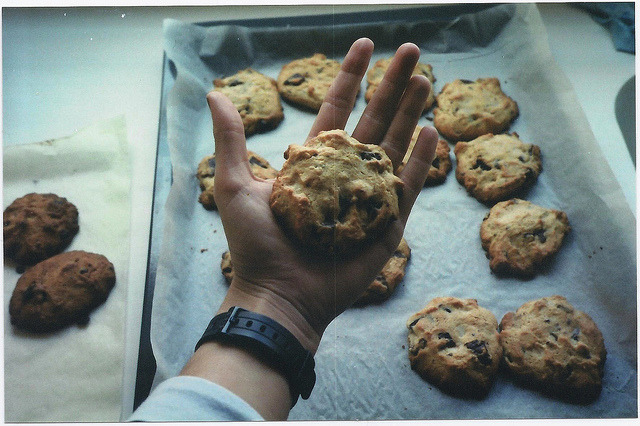 I made cookies. on Flickr.