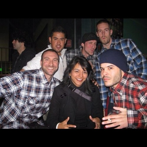 The first #flannel #party ever. 1995 jam. With @thrizz, @notionbaby, @tommygunnzmc, @molatovbubble #throwbackthursday #tbt #pingin #bickies (Taken with instagram)