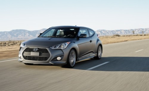 Turbo-Funky: Hyundai prices 201-hp 2013 Veloster Turbo from $22,725; regular Velosters get minor price increases. via Car and Driver