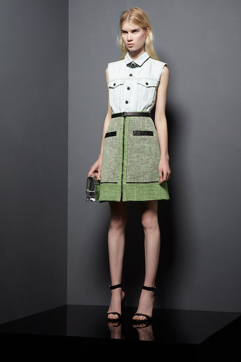 Proenza Schouler Resort 2013 Una colección citadina bastante guapa. ….. Proenza Schouler Resort 2013 A pretty good-looking city collection.
