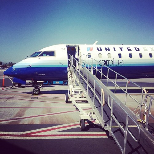 See you later, LA! (Taken with Instagram at Bob Hope Airport (BUR))