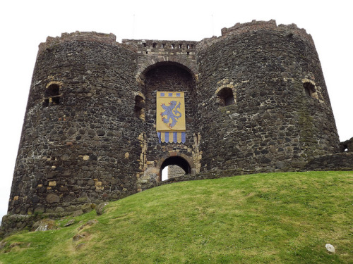 Carrickfergus Castle by Steve's Wildlife on Flickr.