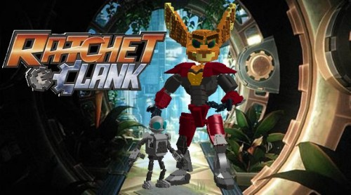 My New Ratchet and Clank Lego Project at http://lego.cuusoo.com/ideas/view/18299