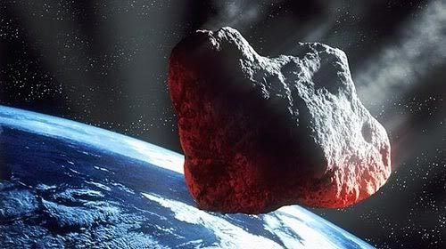 ikenbot:  Asteroid Warning System Would Alert and Educate Public Worldwide The nations of the world need to work together to develop a warning and communication system that could mitigate the worst effects of a catastrophic asteroid strike, a new report stresses. Such a system would issue international warnings about possible impending strikes and educate the public about the threats posed by near-Earth objects. It also would call government leaders' and the public's attention to the scientific value and potential economic importance of asteroids. Coming up with international guidelines of this sort would not be easy, since nothing of its kind has been done before, write the authors of the report, which was issued by the nonprofit Secure World Foundation.  #when i saw this #all i could see was abir face as the rock #and she was the one crashing into the earth