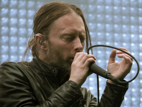 thomyorkerules:  Radiohead - June 6, 2012, at Blossom Music Center in Cuyahoga Falls, Ohio.