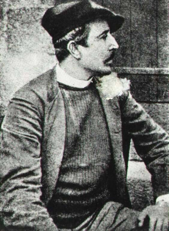 i12bent:  Paul Gauguin, one of the great artists and misfits of the late 19th century: June 7, 1848 - 1903… Photo, 1888