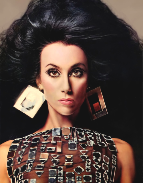 Cher for Vogue Magazine, December 1974
