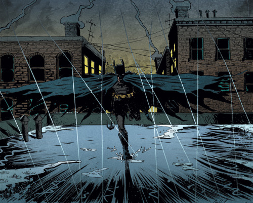 entertainmentweekly:  Damon Lindelof and Jeff Lemire team up for new 'Batman' story