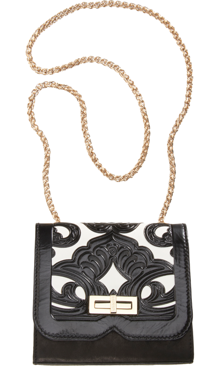 My Most Wanted: Balmain Mini Ultimate Shoulder Bag