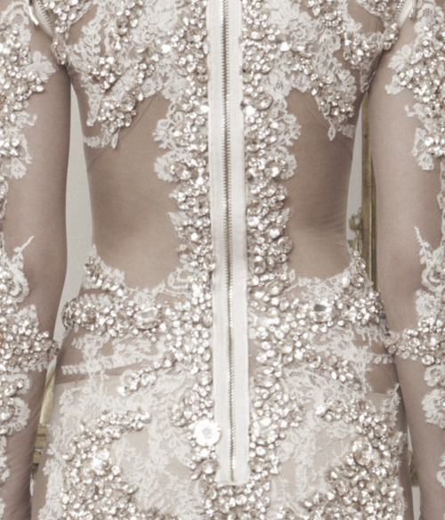 extenuated:  givenchy haute couture autumn/winter 2010-2011
