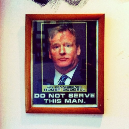 DO NOT SERVE THIS MAN! (Taken with Instagram at Creole Creamery)