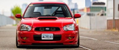 legitcars:  Katie's Subaru is beautiful  Agreed