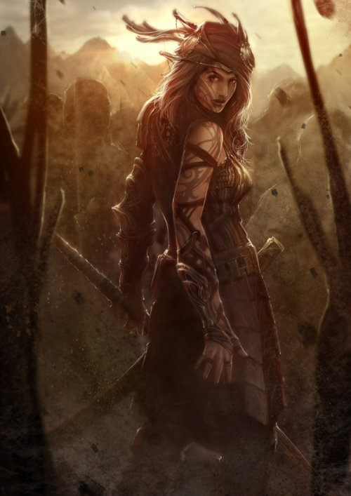 misty-moon:  General by *SARYTH