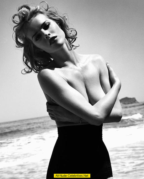 Eva Herzigova topless black-&-white photosetfree nude picturesLink to photo & video: bit.ly/IM9eoj