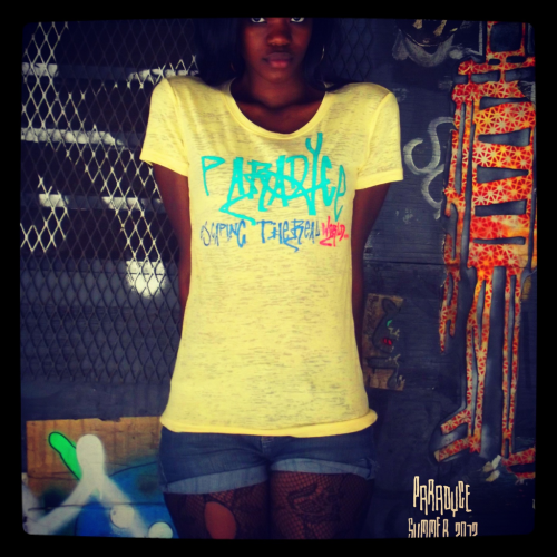 PARADYCE female summer T shirt