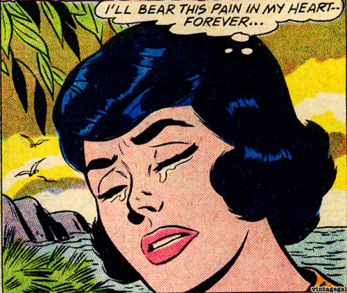 Heart Throbs Vol 1 #64 March, 1960