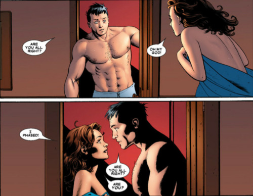 wylr:  Reasons I love Astonishing X-men: Kitty phasing through an Orgasm.