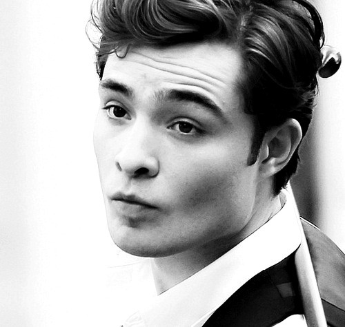 shaded-grey:  may—baho:  Ed Westwick