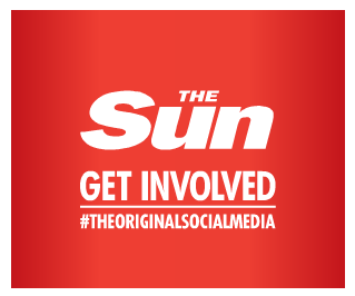 """The Sun: The Original Social Media"" - Tapping a phone is like a share, right?"