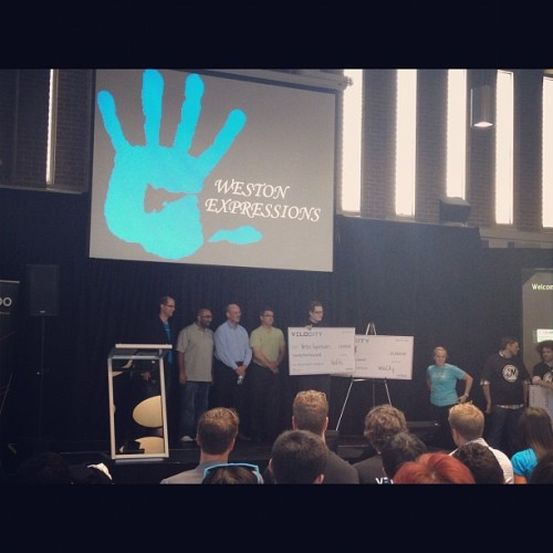 Weston Expressions is now the proud owner of a 25k! #uwvvf  (Taken with Instagram)