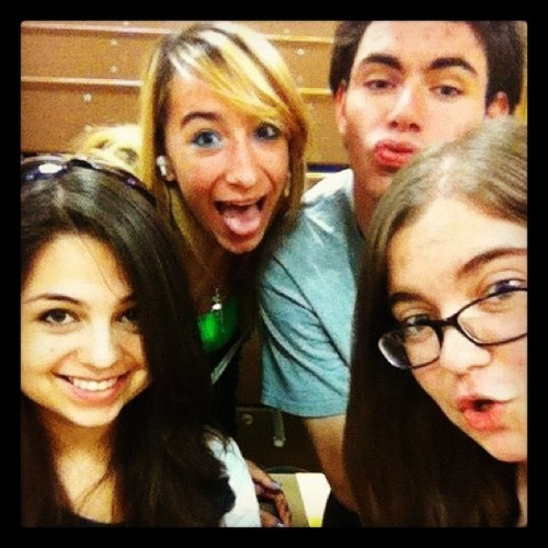 Attractive in Gym #2. (Taken with Instagram)