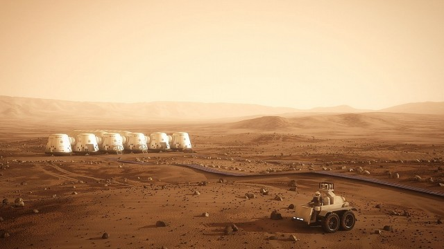 laughingsquid:  Mars One, A Privately Funded Mission to Put Humans on Mars by 2023