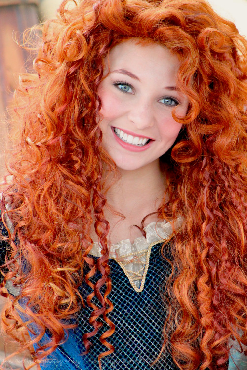 disneybyjen:  Merida