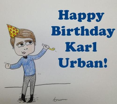 bb karl bones has a birthday message