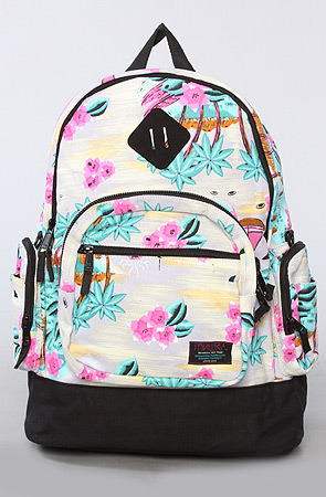 MISHKA - Maui Wowie Knapsack Available here