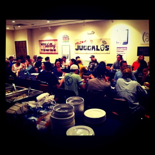 Crew Lunch #dayonset #workaholics (Taken with Instagram)