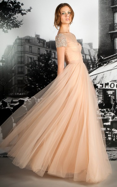 Gorgeous Dress by Reem Acra! Place an order for mine please.
