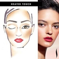 Heated Touch #SummerBeauty | http://bit.ly/LBnjaq
