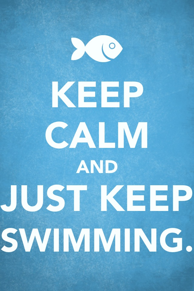healthyequalshappy:  OH I love this.. what do we do? we swim swim swim :)