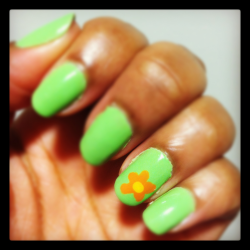 Nail of the Day: Springtime
