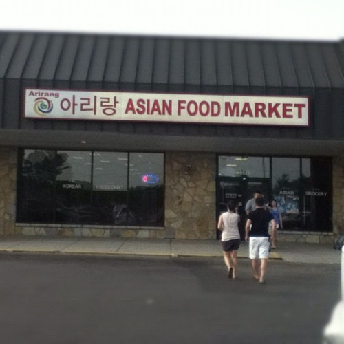 Another #Korean #grocery #stores we go to, when we visit #ColumbusOhio (Taken with Instagram)