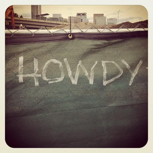 HOWDY (Taken with Instagram)