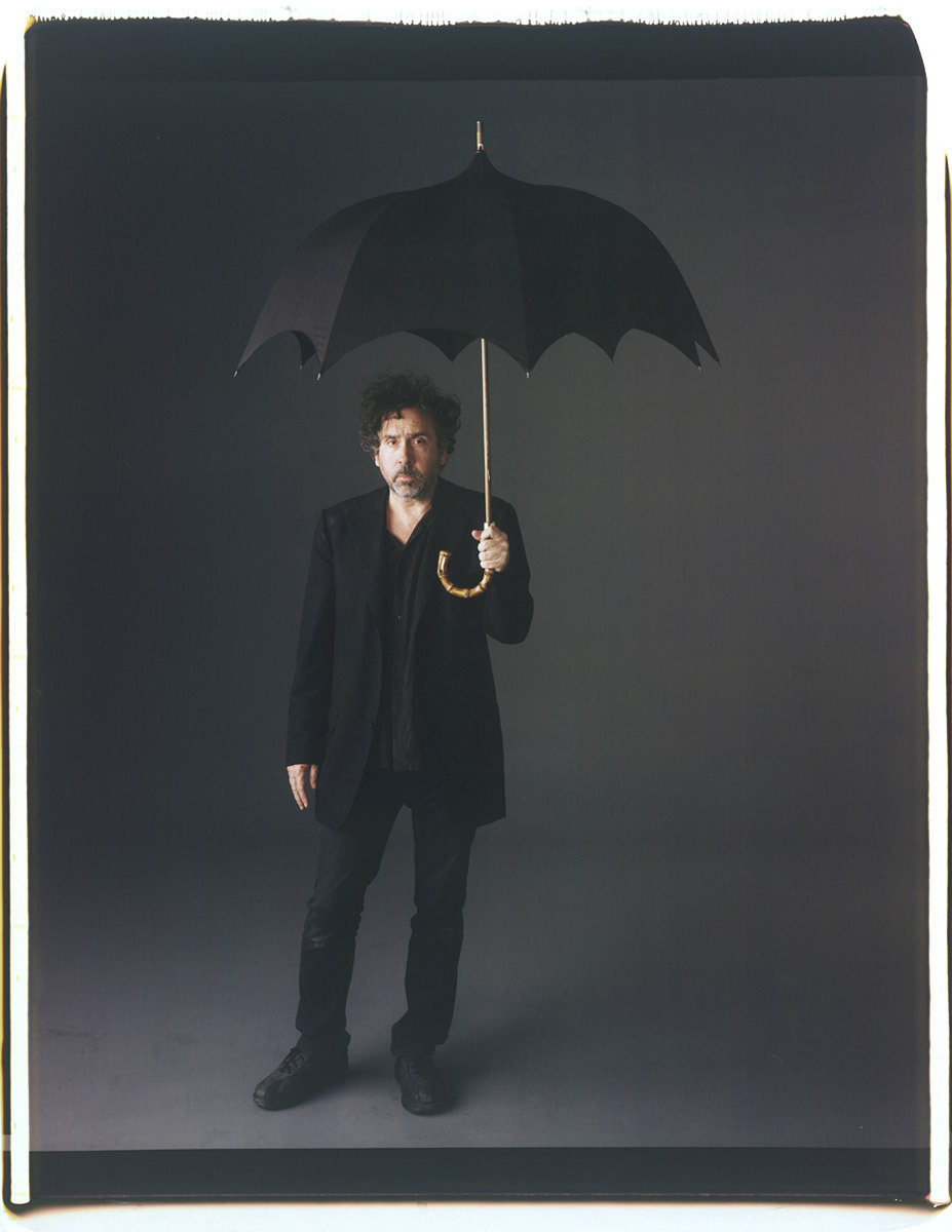 bohemea:  Tim Burton by Mary Ellen Mark