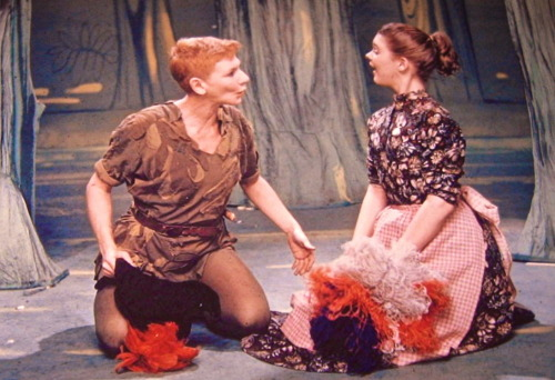 operaqueen:  Mary Martin/Peter Pan