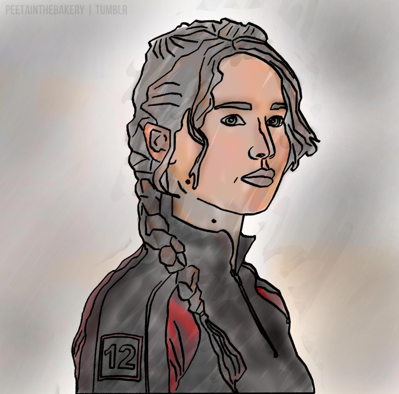 From District Twelve, Katniss Everdeen.