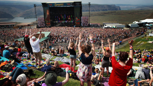 A Nerdier Guide To 2012 Summer Music Festivals Than You Require Jacob Ganz, npr.org In sum­mer music fes­ti­vals, as with TMZ news scoops and the vin­tage car mar­ket, exclu­siv­i­ty is the name of the game. The think­ing goes like this: Fes­ti­val atten­dees are look­ing for a good time and a good deal. They're more like­…  Send to Sean