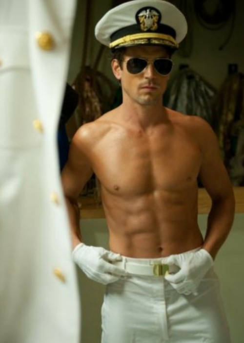 yellowasian:  Matt Bomer | Magic Mike