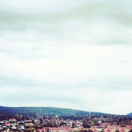 #sweden #sundsvall  (Taken with Instagram)