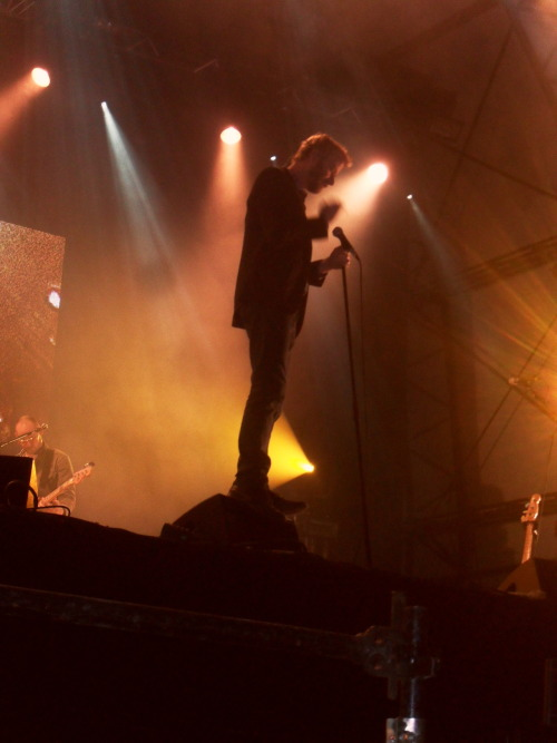 whatcouldhavebeenlost:  The National - Latitude Fest 2011