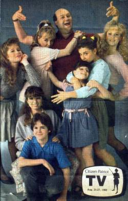 Just the Ten of Us (featuring three awesome Nightmare on Elm Street girls)
