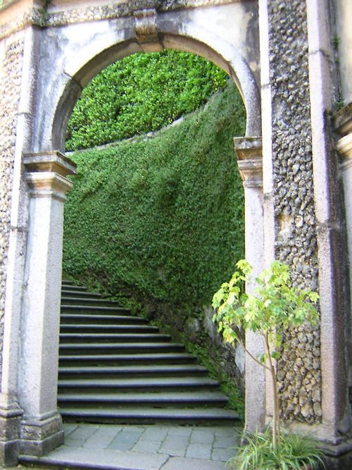 Follower's choice - where is this archway?