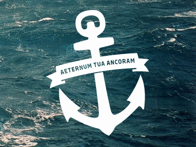 visualgraphic:  Eternally Your Anchor
