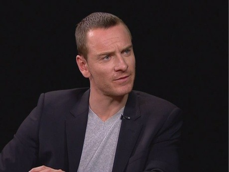 Michael Fassbender and Noomi Rapace on Charlie Rose on June 8th Schedule