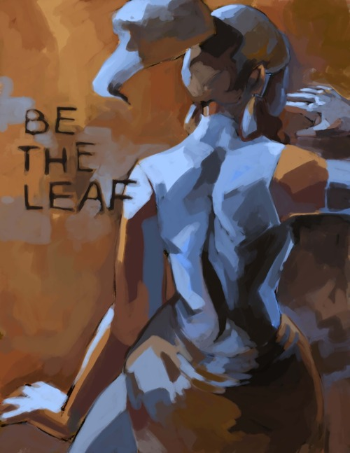 Be the Leaf
